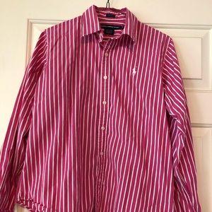 Women's Ralph Lauren Sport Oxford Shirt
